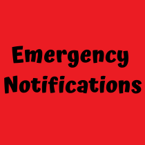 Emergency Notificaions